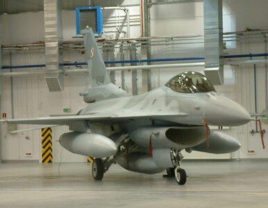 F-16 znów mogą bronić Polski