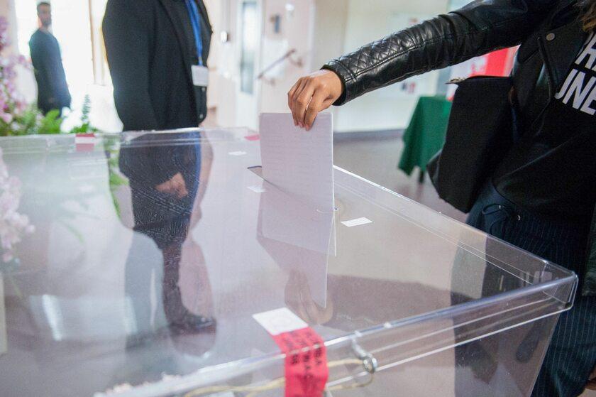 Głosowanie, zdjęcie ilustracyjne