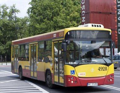 Warszawa. Autobus wjechał w ludzi