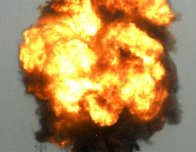 Rozbił się samolot wypełniony bronią i amunicją. Są ofiary