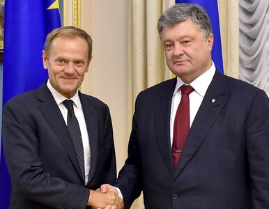 Donald Tusk zapowiada zniesienie wiz dla Ukraińców