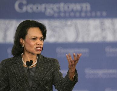 Obama ma Bidena, Romney chce mieć Condoleezzę Rice