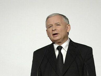 Kaczyński apeluje do Unii o sankcje dla władzy