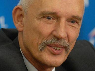 Korwin-Mikke: PiS podnosi podatki. Za półtora roku powstaną wątpliwości