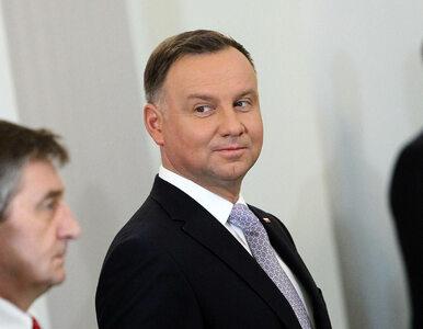 Sondaż IBRiS: Żaden z kandydatów opozycji nie ma szans z Andrzejem Dudą