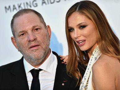 """Harvey Weinstein spoliczkowany przez """"zaklinacza grzechotników""""...."""