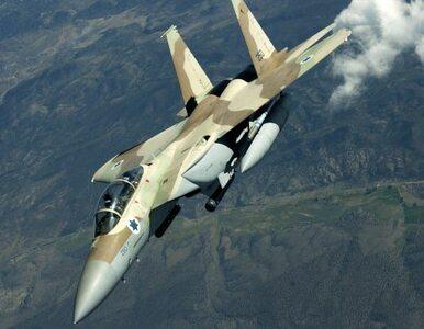 Izraelskie lotnictwo było szpiegowane?