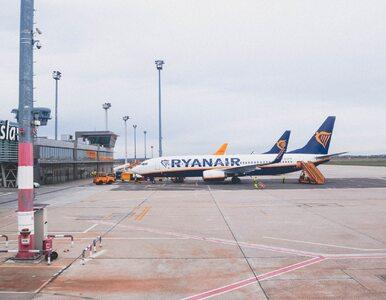 Ryanair przestanie latać na niektóre lotniska. Wszystko przez kryzys z...