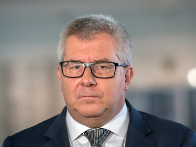 Czarnecki o europosłance PO: Wcześniej mieliśmy szmalcowników a teraz...