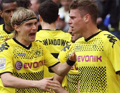Borussia Dortmund dzieli skórę na niedźwiedziu