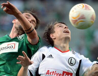 Wielkie emocje w Warszawie. Legia wygrywa i gra dalej!