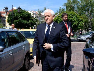 Przewodniczący KRS Dariusz Zawistowski złożył rezygnację