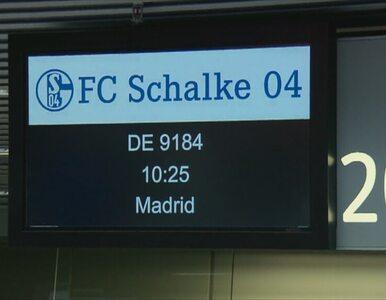 Schalke już w drodze do Madrytu. Celem Real w kryzysie