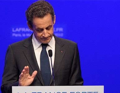 Sarkozy: przegrałem, odchodzę
