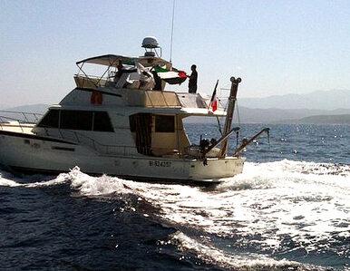 Grecja: Flotyllę blokujemy legalnie