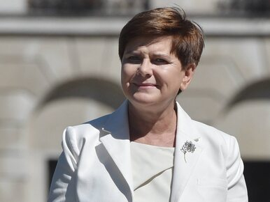 Szydło w Zabrzu: Premier Kopacz ma obowiązek tu przyjechać i...