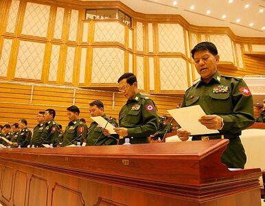 UE zawiesza sankcje wobec Birmy. Prawie