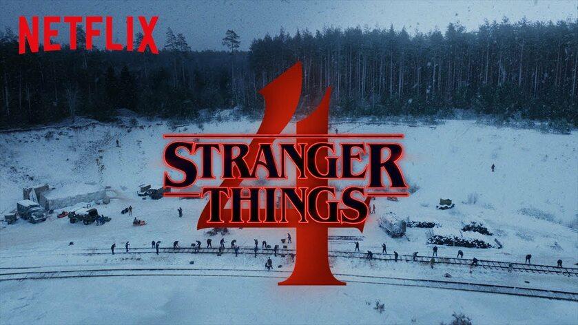 """""""Stranger Things 4"""""""