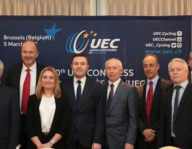 Agata Lang wiceprezydentem Europejskiej Unii Kolarskiej
