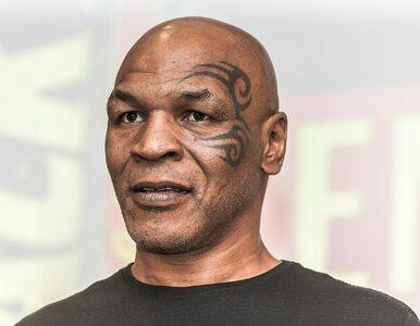 Mike Tyson wraca na ring. Wiadomo, z kim się zmierzy