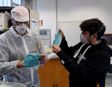 Pełny OIOM i pacjenci na korytarzach. Wstrząsający reportaż z włoskiego...