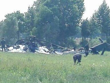 Włoski rolnik pozywa MON. Polski helikopter spłonął na jego polu