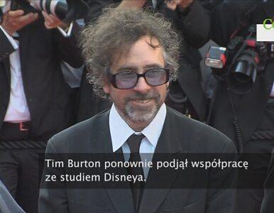"""Tim Burton wyreżyseruje """"Dumbo"""""""