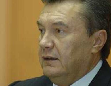Janukowycz składa pozew w Luksemburgu. Chce, aby...