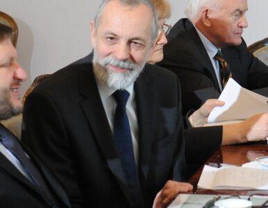 Grupiński: elektorat PO chce pracować dłużej