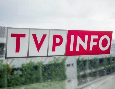 Zaskakująca sonda w TVP Info. Dziennikarka pytała mieszkańców wsi o gejówki