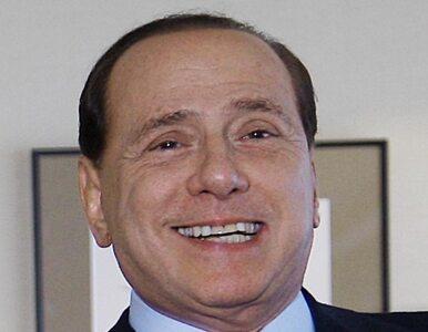 """""""Ci, którzy krytykują Berlusconiego, szkodzą Włochom"""""""