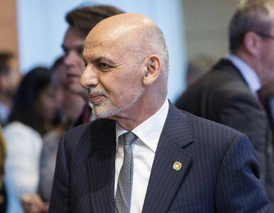 """Fiasko porozumienia USA z talibami? Prezydent Afganistanu mówi """"nie""""..."""