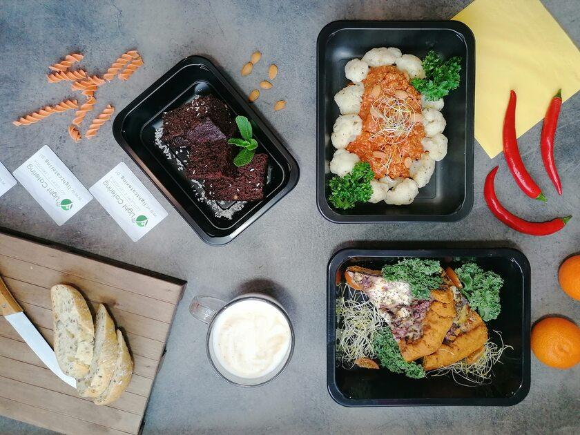Catering dietetyczny – zalety diety pudełkowej