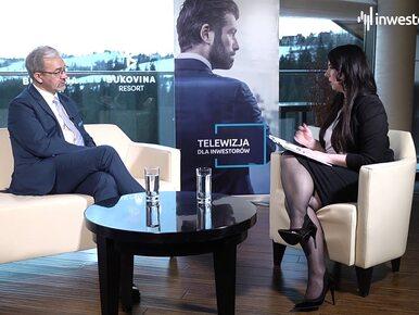 Minister Jerzy Kwieciński o polskim rynku kapitałowym
