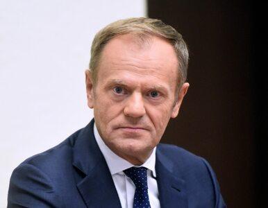 """Tusk mówił o przepisie na sukces opozycji. """"PO musi codziennie skakać..."""