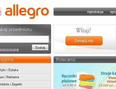 Robili interesy na Allegro. Z 17 skradzionych kont...