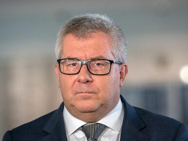 Czarnecki porównał europosłankę PO do szmalcowników. Teraz tłumaczy...