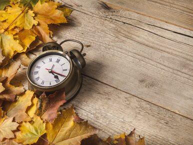 Eksperci o zmianie czasu: To dyskomfort dla organizmu