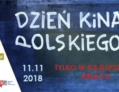 DZIEŃ KINA POLSKIEGO  11 listopada 2018