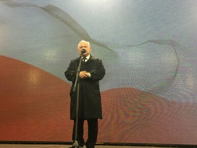 Kaczyński: Wiemy, że doszło do wybuchu. Ale nie możemy dać się ponieść...