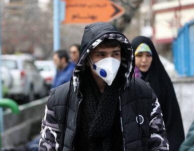 Koronawirus sieje postrach w Iranie. Rośnie bilans ofiar śmiertelnych i...