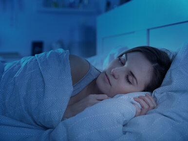 Suplementy diety, wspomagające zdrowy, spokojny sen