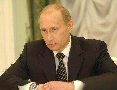 Putin obserwuję armię przy polskiej granicy