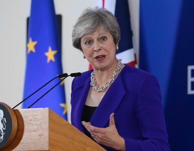 Brexit na 585 stronach. Rząd Theresy May poparł wstępny projekt...