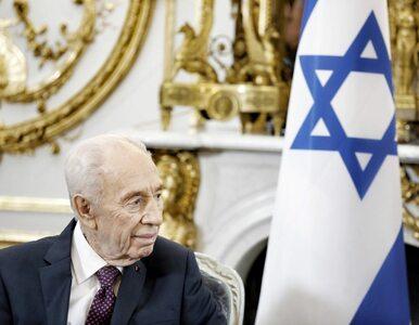 Koniec pewnej epoki w izraelskiej polityce. Nie żyje Szimon Peres