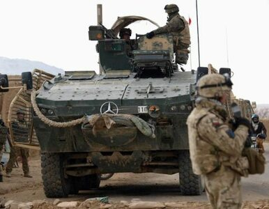 Afganistan: brytyjscy żołnierze zginęli w eksplozji bomby