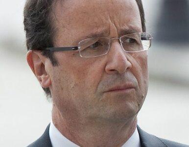 Spotkanie na szczycie. Szef eurogrupy jedzie do Hollande`a