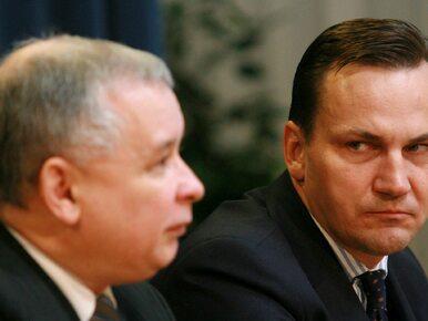 Nowe taśmy TVP Info. Sikorski: Nie wierzę, żeby naród chciał Kaczora na...