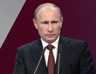 Putin szuka oszczędności. Ponad 100 tysięcy funkcjonariuszy MSW do...
