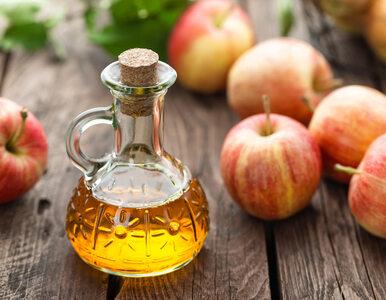 Czy ocet jabłkowy pomaga schudnąć?